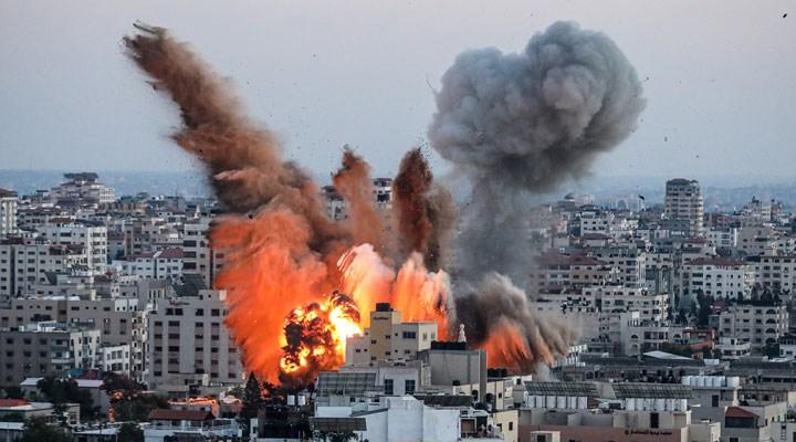 İsrail'in saldırılarında yaşamını yitiren Filistinli sayısı 126'ya yükseldi