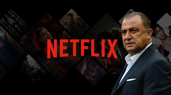 Netflix'ten Fatih Terim belgeseli: Topun olduğu yerde pozisyon aldık