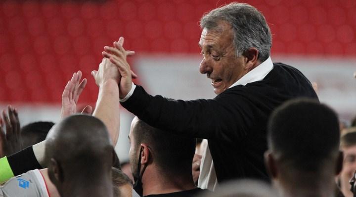 Beşiktaş Başkanı Çebi: Yola devam edeceğiz, alıştık artık