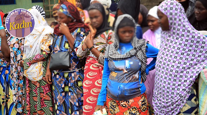 Binlerce kız kardeşimiz cinsel saldırıya maruz bırakıldı: Başınızı Etiyopya'ya çevirin!