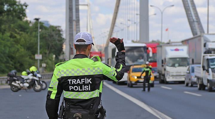 Galatasaray-Yeni Malatyaspor maçı dolayısıyla İstanbul'da bazı yollar trafiğe kapatılacak