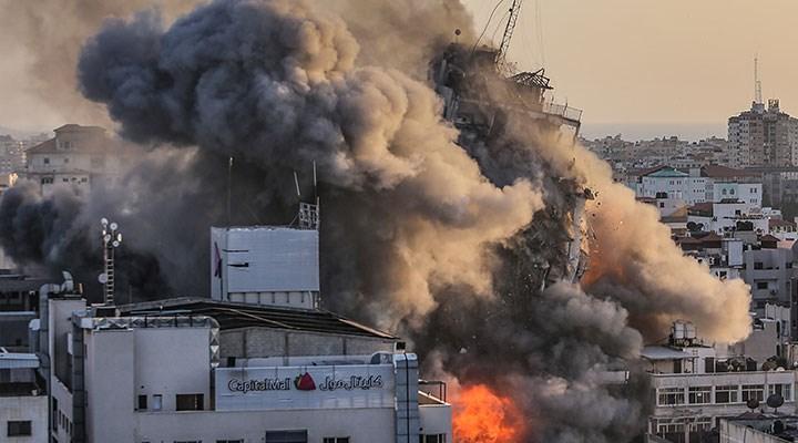 Gazze'de can kaybı artıyor: Hayatını kaybedenlerin sayısı 139'a yükseldi