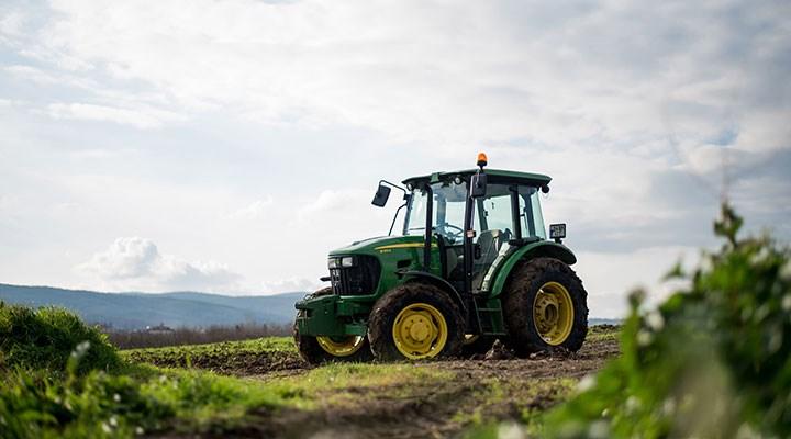 Hasat başladı çiftçiler perişan