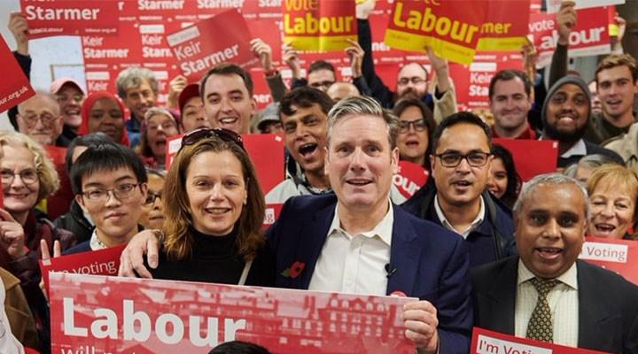 İngiltere'de İşçi Partisi 'pasokifasyon'a uğradı
