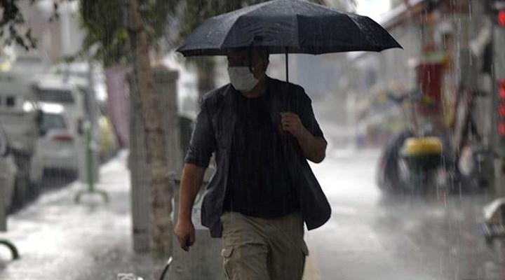 Meteoroloji'den 3 kent için uyarı: Kars, Ağrı ve Ardahan'da gök gürültülü sağanak bekleniyor