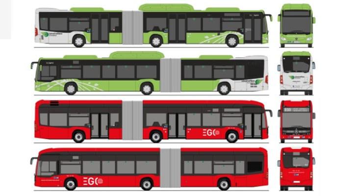 Ankara'nın yeni otobüsleri anketle belirlenecek