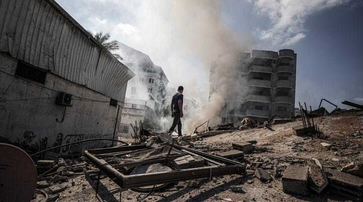 Filistin'den çağrı: İsrail'e yaptırım ve silah ambargosu uygulansın