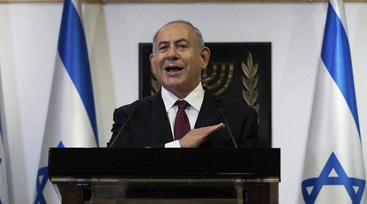 Netanyahu: En başta ABD olmak üzere bize büyük bir destek var