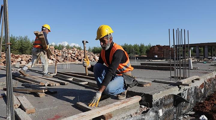 Şantiye betonları işçileri yutuyor