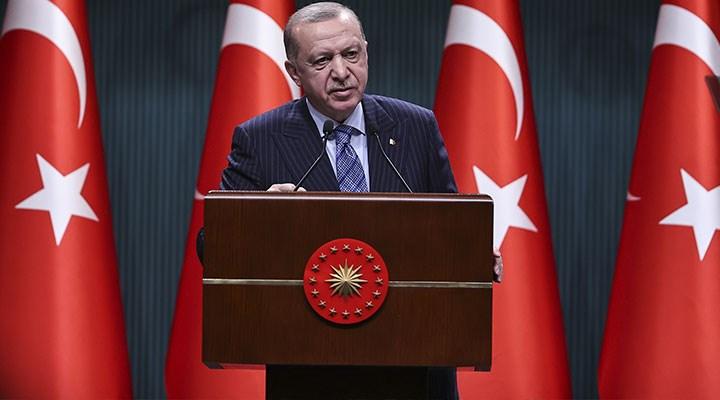 Erdoğan'dan 'destek paketi' açıklaması: 5 bin liralık 'müjde'