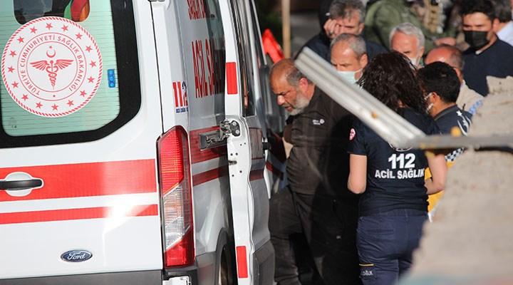 Kayseri'de pencereden tüfekle rastgele ateş açan kişi gözaltına alındı