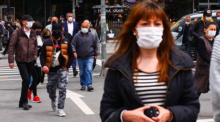 Koronavirüs: Bakanlık verilerine göre 10 bin 174 yeni vaka tespit edildi