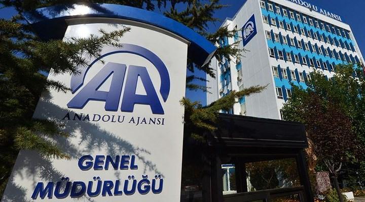 Anadolu Ajansı'na Sabah gazetesinden yönetici