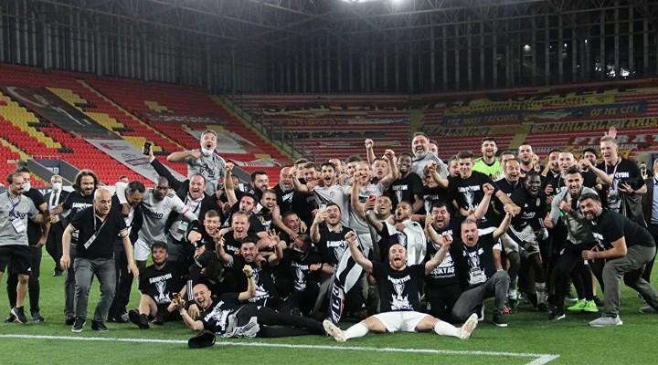 Beşiktaş'tan şampiyonluk kutlamalarıyla ilgili açıklama: Taraftar alınmayacak