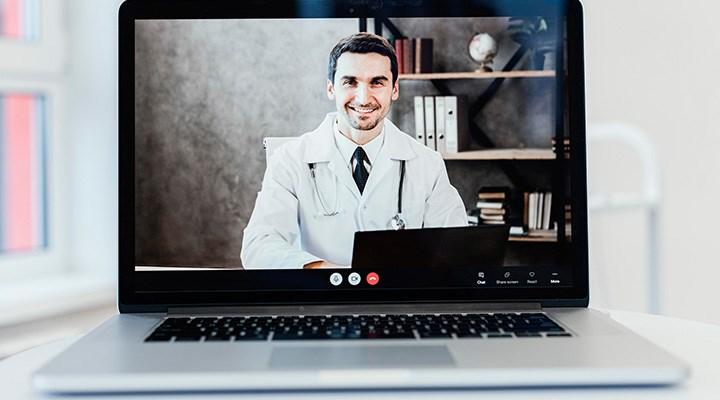 Hastane korkusu olanlar için görüntülü 'Sağlık Danışma Platformu' kuruldu: Bu ne doktor?