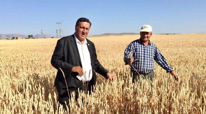 CHP'li Gürer: Kuraklık, ülkemizin gıdaya ulaşımını zorlaştıracak