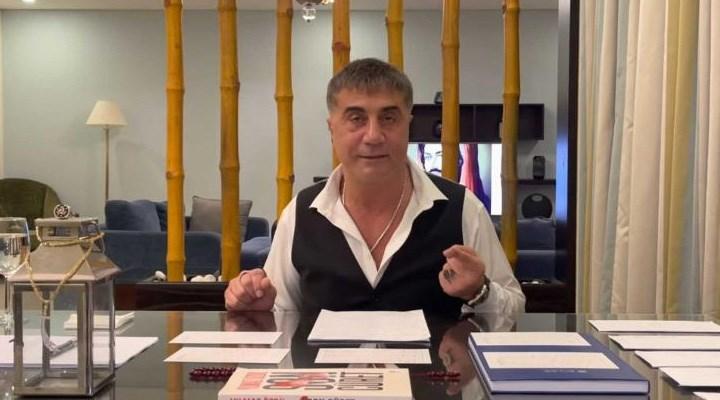 Sedat Peker'den 6'ncı videoda itiraf: AKP'li vekil istedi, Hürriyet'i bastırdım