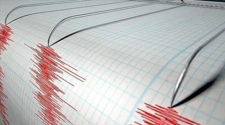 Çin'in Çinghay eyaletinde 7,3 büyüklüğünde deprem