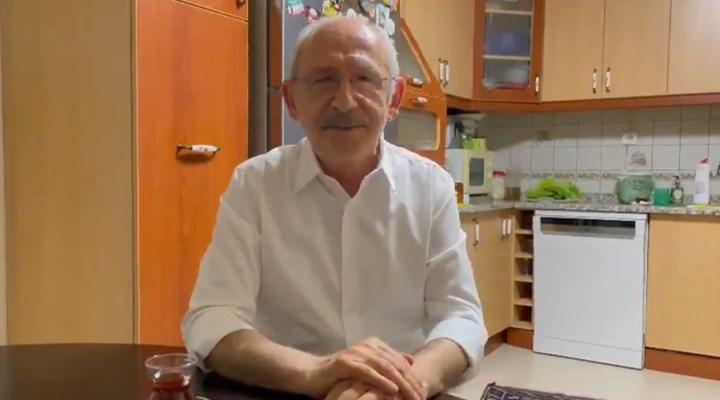 Sabah yazarı, Kılıçdaroğlu'nun evindeki mutfak dolaplarını eleştirdi