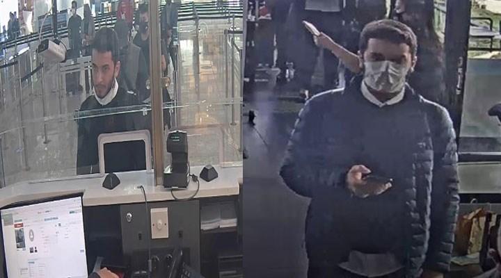 Thodex'in kurucusu Faruk Fatih Özer'in yurt dışına kaçışının görüntüleri ortaya çıktı