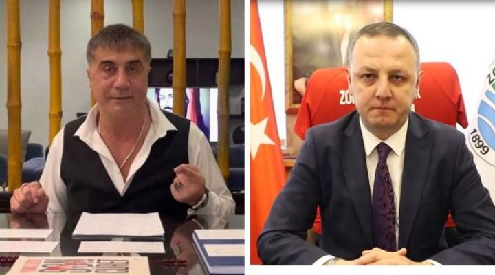 Yerel gazetenin Sedat Peker haberine erişim engeli