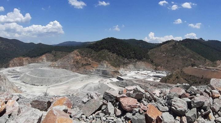 'Dikili Çukuralan'daki altın madeni kapasite artışı oldubittiye getiriliyor'