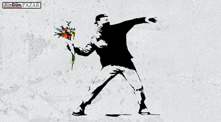 Banksy: Resmin şehir gerillası