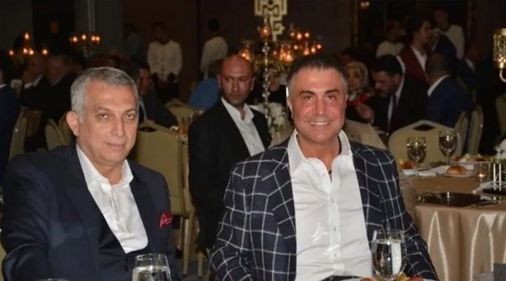 Sedat Peker, Metin Külünk'ü işaret etti!