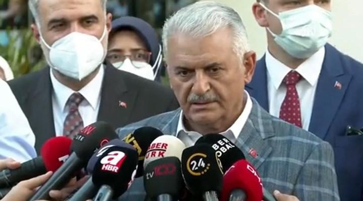 Binali Yıldırım'dan Sedat Peker'in iddialarına ilişkin peş peşe açıklama