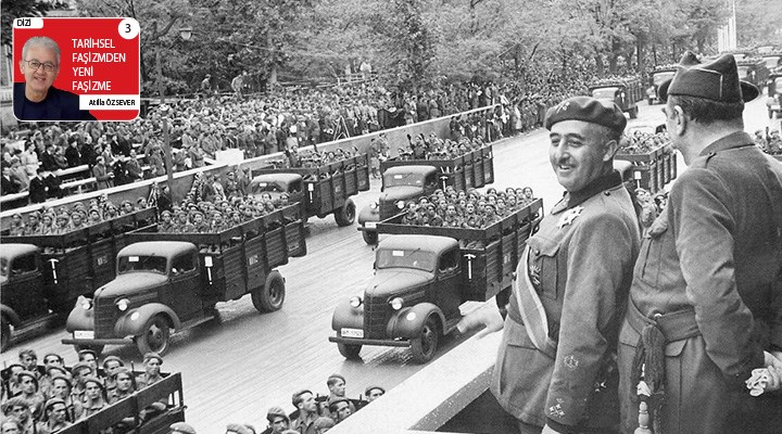 İspanya iç savaşı ve faşizm