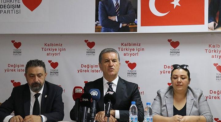Sarıgül'den ittifak açıklaması: İlk turda kendi adayımızla gireceğiz