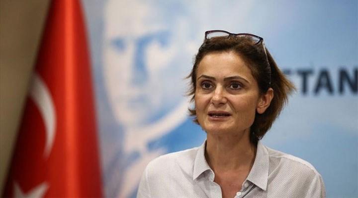 Süleyman Soylu'nun 'Tehdit yoktu' açıklamalarına Canan Kaftancıoğlu'ndan yanıt: Yalancı