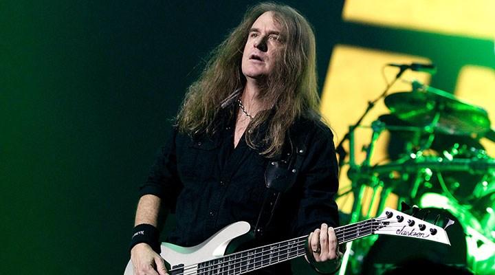 Cinsel tacizle suçlanıyordu: David Ellefson, kurucusu olduğu Megadeth grubundan atıldı