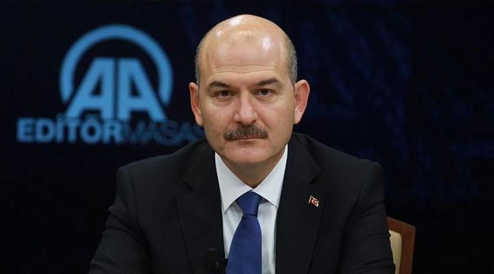 Süleyman Soylu'dan Bahçeli'ye teşekkür