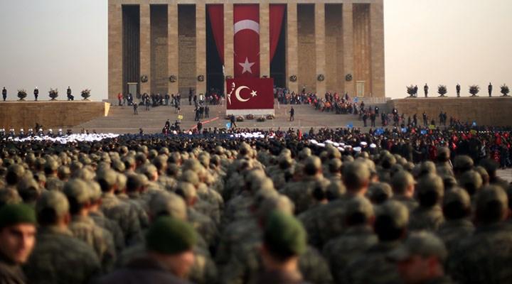 AKP'den yasa teklifi: Askerler savcı kararı olmadan yakalanabilecek