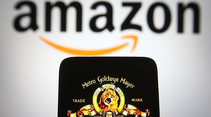 Amazon, medya şirketi MGM'yi 8,45 milyar dolara satın aldı