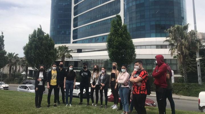 İstinye Üniversitesi öğrencileri: Zamları ödemeyeceğiz, zor durumdayız