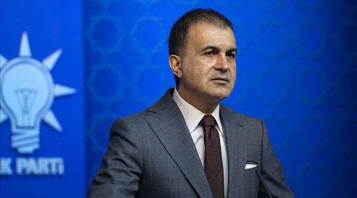 Ömer Çelik: Ak Parti olarak iddiaları güçlü şekilde reddediyoruz