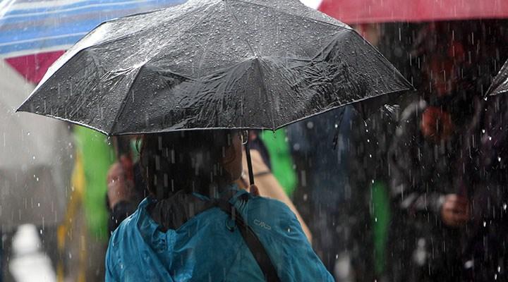 Yağışlı hava geri dönüyor