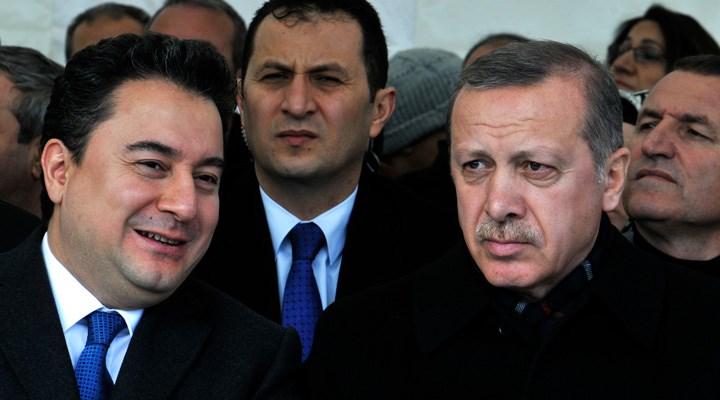 Babacan'dan Erdoğan'a 'yolsuzluk' göndermesi: 'İl başkanı, ilçe başkanı bulamayız' diyordu