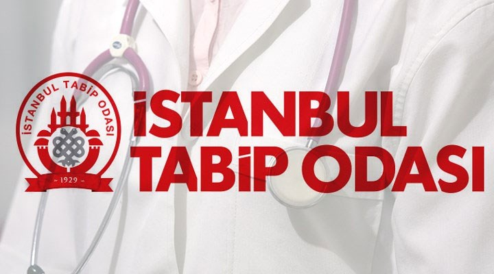 İstanbul Tabip Odası: Bu kirli karanlıktan hep birlikte kurtulacağız