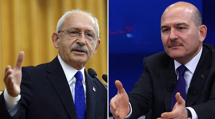 Kılıçdaroğlu'ndan Süleyman Soylu'ya 10 kuruşluk dava