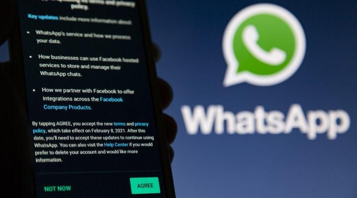 WhatsApp'tan 'gizlilik sözleşmesi' hakkında yeni açıklama
