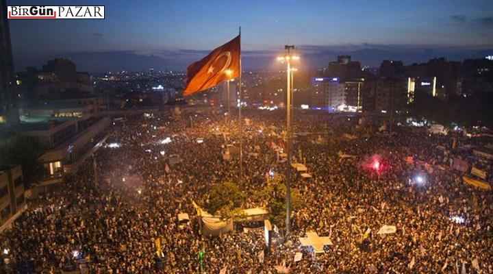 Harami düzenine karşı düşlerimiz Gezi