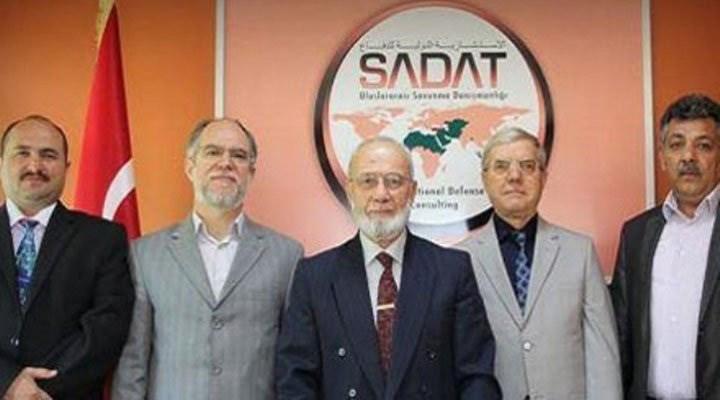 SADAT'tan Sedat Peker'in iddialarına yanıt: Terörist gruplara teslim edilen silahlarla ilgimiz yok