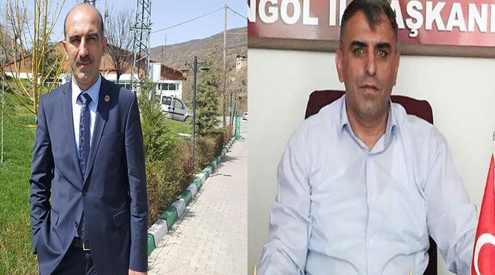 AKP'li belediye başkanı ile MHP'li il başkanı arasında 'tefecilik' davası