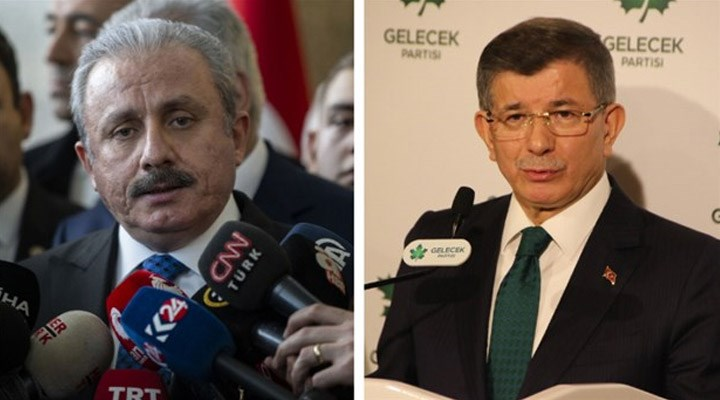 """Davutoğlu: Şentop bana gelerek """"AK Parti içinde Süleyman Soylu örgütleniyor"""" dedi"""