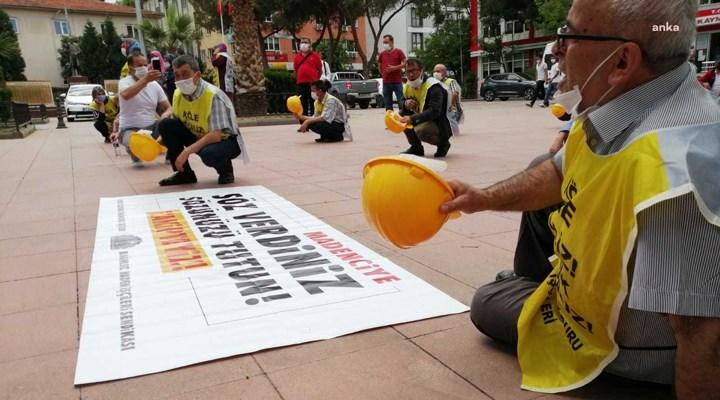 Sözler tutulmadı: Somalı madenciler yeniden Ankara'ya yürüyecek