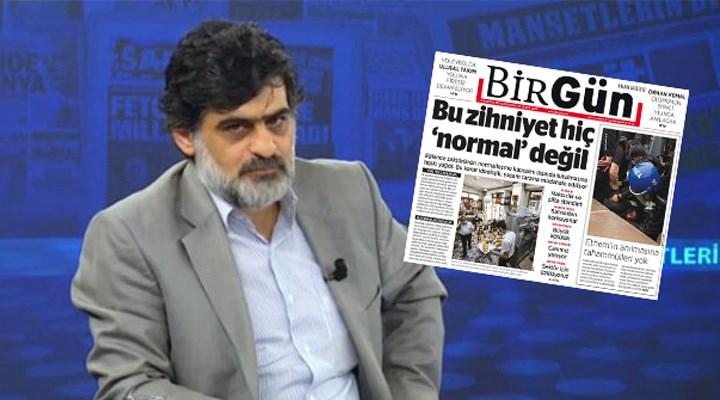 'Gazetecilik dehası' büyüledi: Yeni Akit yazarı manşetimizdeki gizli mesajı çözdü!
