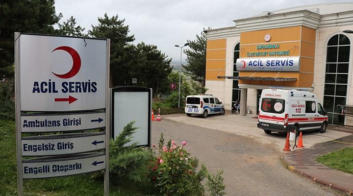 Karabük'te 33 işçi, gıda zehirlenmesi şüphesiyle hastaneye başvurdu